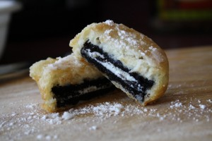 Fried Oreo Station