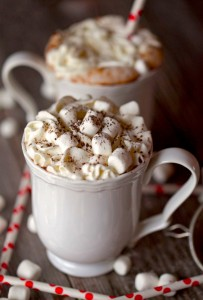 Decadent Flavor Hot Chocolate Bar