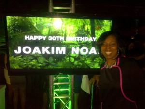 Joakim Noah's 30th Bday
